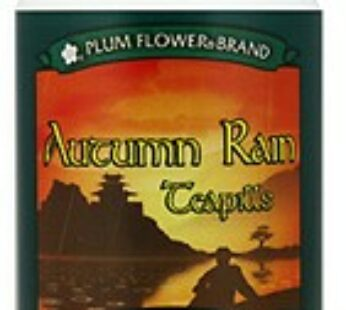Autumn Rain Teapills -Sha Shen Mai Men Dong Wan