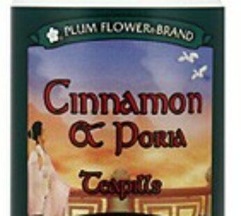 Cinnamon & Poria Teapills-Gui Zhi Fu Ling Wan