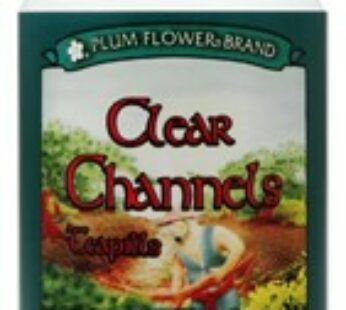 Clear Channels Teapills-Juan Bi Wan