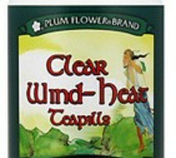 Clear Wind Heat Teapills-Sang Ju Yin Wan