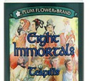 Eight Immortals Teapills-Mai Wei Di Huang Wan