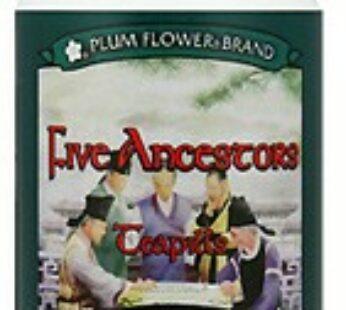 Five Ancestors Teapills -Wu Zi Yan Zong Wan