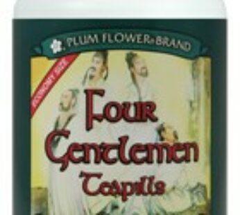 Four Gentlemen Teapills – Economy Size-Si Jun Zi Wan