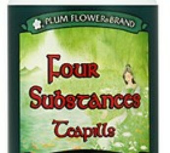 Four Substances Teapills – Si Wu Wan