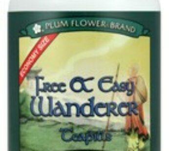 Free & Easy Wanderer Teapills – Economy Size-Xiao Yao Wan