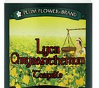 Lycii Chrysanthemum Teapills-Qi Ju Di Huang Wan