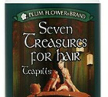 Seven Treasures For Hair Teapills-Qi Bao Mei Ran Wan