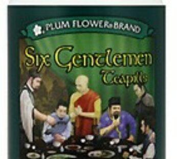 Six Gentlemen Teapills-Liu Jun Zi Wan
