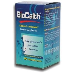 BioCalth Calcium L-Threonate Reviews