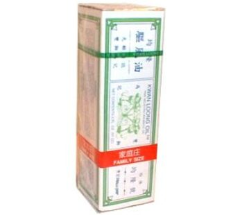 Kwan Loong Oil 2 oz.