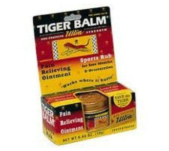 Tiger Balm Ultra – 0.63 oz. (16g)