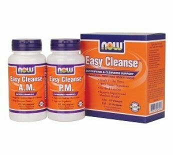 Easy Cleanse by Now Foods