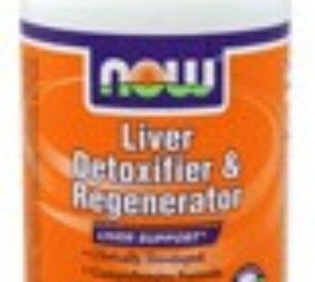 Liver Detoxifier & Regenerator – by Now Food
