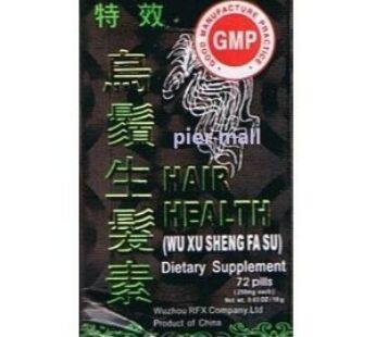 Hair Health – Wu Xu Sheng Fa Su