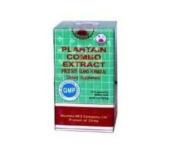 Plantain Combo Extract (Prostate gland formula)