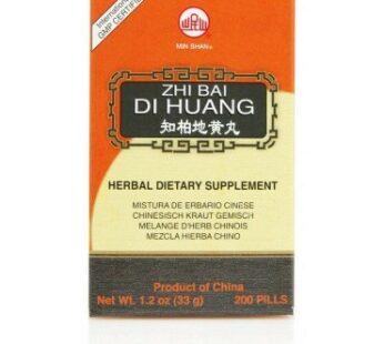 Zhi Bai Di Huang Wan – Min Shan Brand