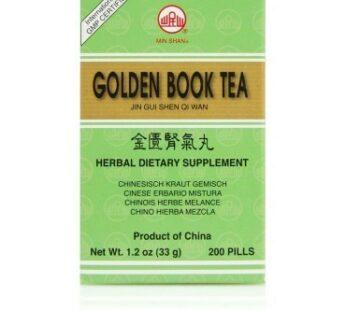 Golden Book Tea – Jin Gui Shen Qi Wan