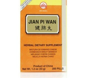 Jian Pi Wan – Min Shan Brand