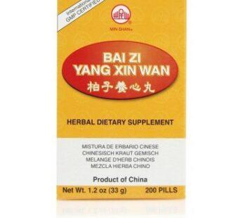 Bai Zi Yang Xin Wan – Min Shan Brand