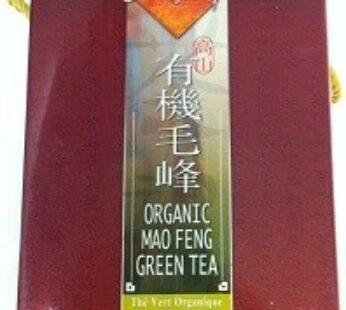 Mao Feng Green Tea – Loose Leaf – by Prince of Peace
