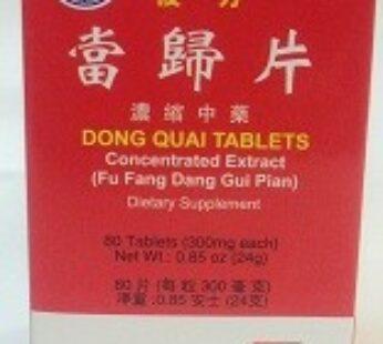 Dong Quai Tablets
