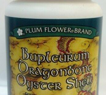 Bupleurum Dragonbone Oyster Shell Teapills-Chai Hu Long Gu Mu Li Wan