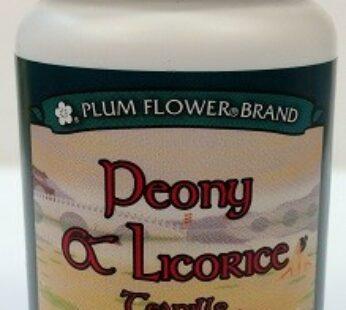 Peony and Licorice Teapill – Shao Yao Gan Cao Wan