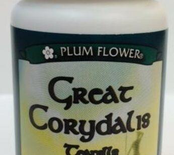 Great Corydalis Teapills – Yan Hu Suo Zhi Tong Wan