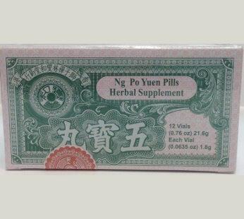 Ng Po Yuen Pills