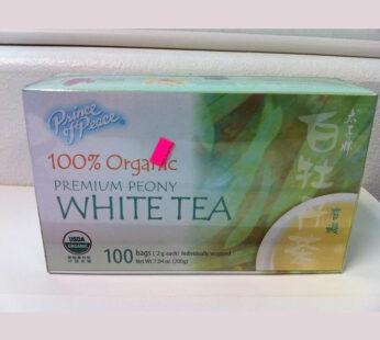 Organic White Tea – Prince of Peace Brand
