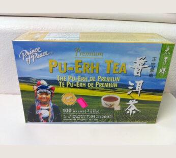 Pu-Erh Tea – Prince of Peace Brand