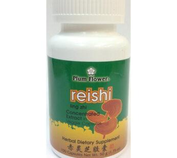 Reishi Extract – Plum Flower Brand BBD 09/04/18