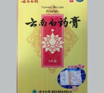 Yunnan Paiyao External Analgesic Plaster